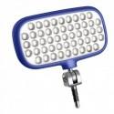 METZ MECALIGHT LED-72 smart blue, LED světlo pro smartphony a tablety - barva modrá