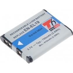 Baterie T6 power EN-EL19