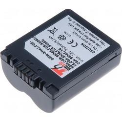 Baterie T6 power CGA-S006, CGA-S006E, CGA-S006A/1B, CGA-S006E/1B, CGR-S006, CGR-S006E, CGR-S006E/1B, DMW-BMA7, BP-DC5-E, BP-DC5-