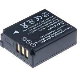 Baterie T6 power CGA-S007, CGA-S007A/1B, CGA-S007E, CGR-S007E, CGR-S007E/1B, DMW-BCD10