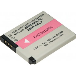 Baterie T6 power DMW-BCL7, DMW-BCL7E