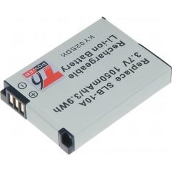 Baterie T6 power SLB-10A, BN-VH105, DLI-301