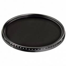 Hama filtr šedý Vario ND2-400, 72 mm