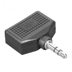 Hama rozdvojka jack 3,5 mm vidlice - 2x jack 3,5 mm zásuvka, stereo, sáček