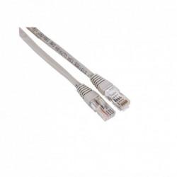 Hama síťový patch kabel, 2xRJ45, UTP, nebalený, 1,5 m