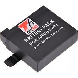 Baterie T6 power AHDBT-401