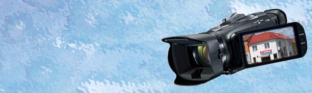 Videokamera Canon LEGRIA HF G40