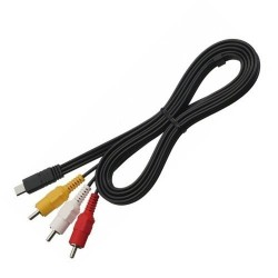 AV kabel pro Sony Handycam HDR-CX, HDR-PJ série - VMC-15MR2