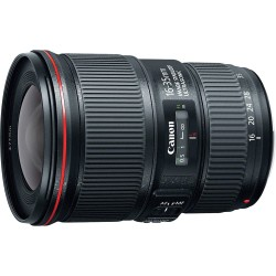 Canon EF 16-35mm f / 4L IS USM
