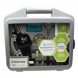 Celestron Kids mikroskop 28 dílný set v plastovém kufříku (44120)