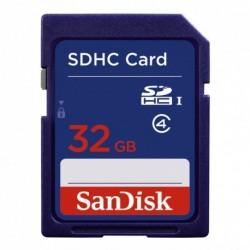 SanDisk Standard SDHC Card 32 GB