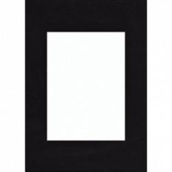 Hama pasparta černá, 13 x 18 cm