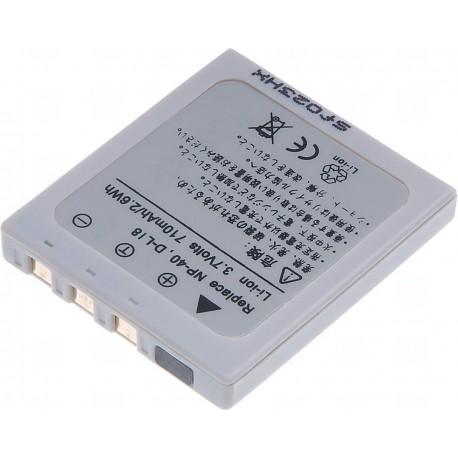 Baterie T6 power Fuji NP-40, NP-40N, NP-40ND, D-Li8, SLB-0737, KLIC-7005, DLi-102, D-Li85, WGL-0101, UF553436