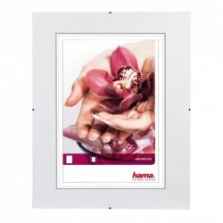 Hama clip-Fix, antireflexní sklo, 13x18cm