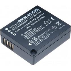 Baterie T6 power DMW-BLE9, DMW-BLE9E