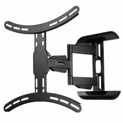 Hama nástěnný držák TV, pohyblivý, 400x400, 1*, černá