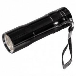 Hama LED svítilna Basic FL-92, černá