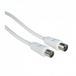 Hama anténní kabel 75dB, bílý, 15m