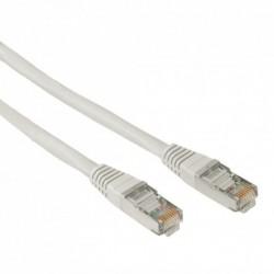 Hama síťový patch kabel, 2xRJ45, UTP, nebalený, 15 m