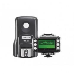 METZ Wireless Trigger WT-1 KIT pro Sony, rádiový systém komunikace