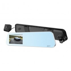 CEL-TEC kamera do auta ve zpětném zrcátku M5 Dual Touch