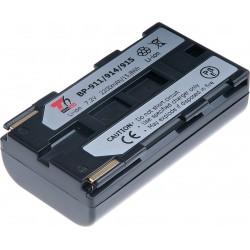 Baterie T6 power BP-911, BP-911K, BP-914, BP-915, BP-924, BP-925, BP-927, BP-941, černá