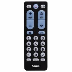 Hama univerzální dálkový ovladač Big Zapper, 2v1, kompaktní