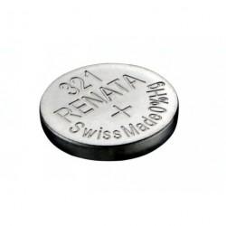 Baterie Renata 321, SR65, D321, V321, 611, 280-73, 321A, R321, SR616SW, 1,55V, blistr 1 ks, silver oxide