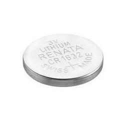 Baterie Renata CR1632, DL1632, BR1632, KL1632, LM1632, 3V, blistr 1 ks