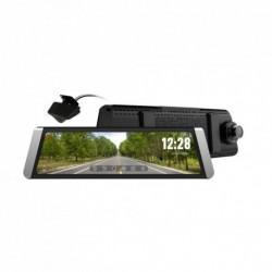CEL-TEC kamera do auta ve zpětném zrcátku M10 DUAL GPS Premium