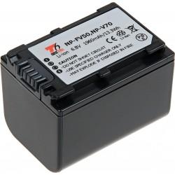 Baterie T6 power NP-FV70, NP-FV50, NP-FV30