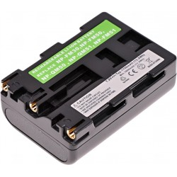Baterie T6 power NP-FM500H