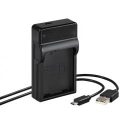 Hama USB foto nabíječka pro Nikon EN-EL14