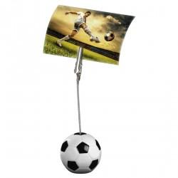 Hama stojánek na fotku memo-clip SOCCER, balení 12 ks (cena je uvedená za 1 kus)