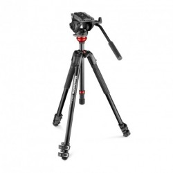 Manfrotto 500 Fluid Video Head Flat Base with 190X