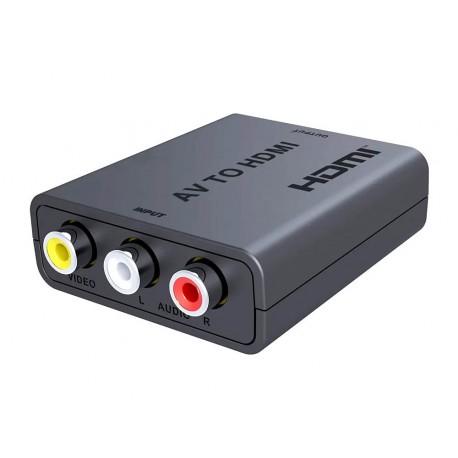 PremiumCord převodník HDMI na AV-signál