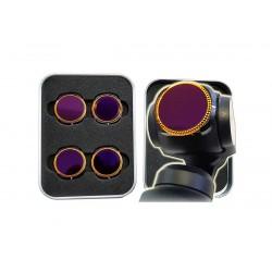 DJI Osmo Pocket - sada ND-filtrů, kovový obal