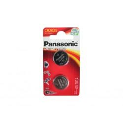 Baterie Panasonic CR2025, DL2025, BR2025, KCR2025, LM2025, 6025, SB-T14, 3V, blistr 2 ks