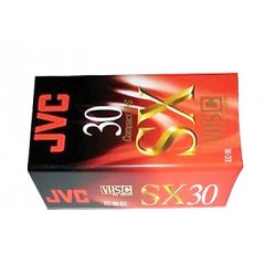 JVC EC-30 SX (VHS-C) kazeta