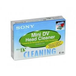 Čistící kazeta miniDV Sony DVM4CLD2