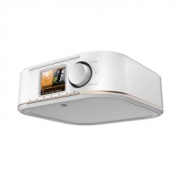 Hama internetové rádio IR350M, internet rádio/Multiroom/App ovládání UNDOK, bílé