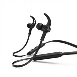 Hama Bluetooth špuntová sluchátka Connect Neck, černá