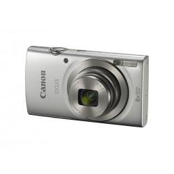 "Canon IXUS 185 SILVER - 20MP, 8x zoom, 28-224mm, 2,7""LCD"