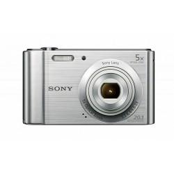 Sony DSC-W800 stříbrný