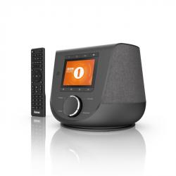 Hama digitální a internetové rádio DIR3200SBT, FM/DAB/DAB+/, Bluetooth, černé
