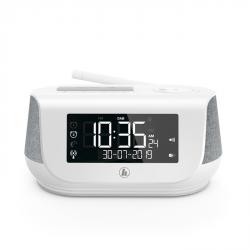 Hama digitální rádio DR36SBT, FM/DAB/DAB+/Bluetooth, bílé