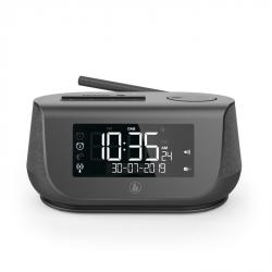 Hama digitální rádio DR36SBT, FM/DAB/DAB+/Bluetooth, černé
