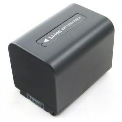 TRX baterie NP-FV70 - Li-Ion 2100mAh - DECODED - neoriginální