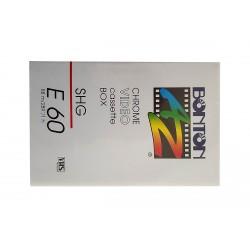 Kazeta VHS Bonton E60 (Basf)
