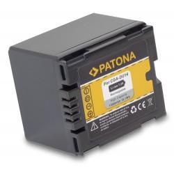 PATONA baterie kompatibilní s Panasonic CGA-DU21